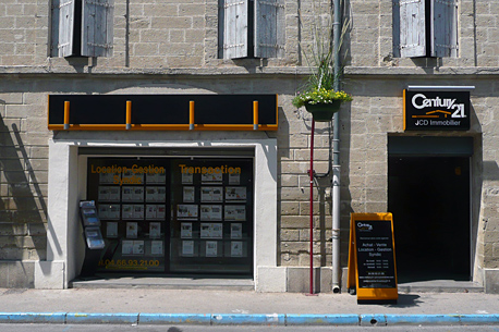 Agence immobilière CENTURY 21 JCD Immobilier, 30250 SOMMIERES